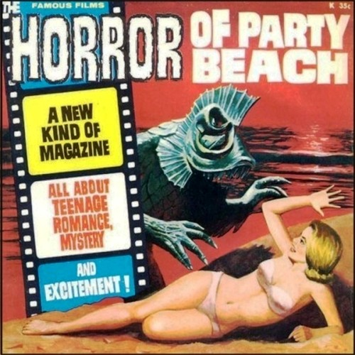 VA - The Horror Of Party Beach