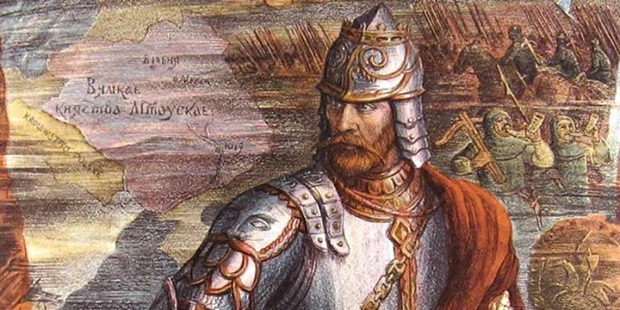 Князь Гедимин вошёл в литовские и белорусские легенды.